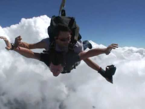 Skydiving In Cocoa Beach You