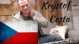 Kryštof - Cesta cover by a Scottish guy - uncut with bloopers 😂