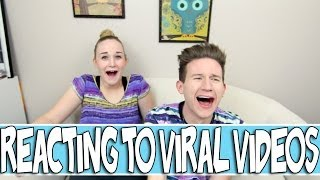 REACTING TO DISTURBING VIRAL VIDEOS | RICKY DILLON