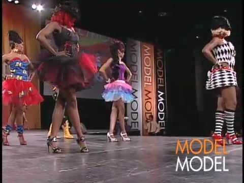Model Model Hair Show part 3