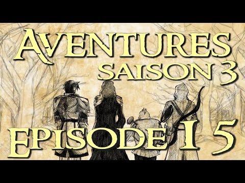 Aventures Saison 3 # 15   Le secret des intendants