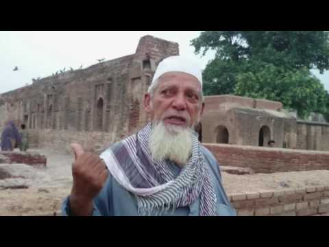 A short Trip to Lahore Fort (Shahi Qila) with a short Adhan from Badshahi Mosque