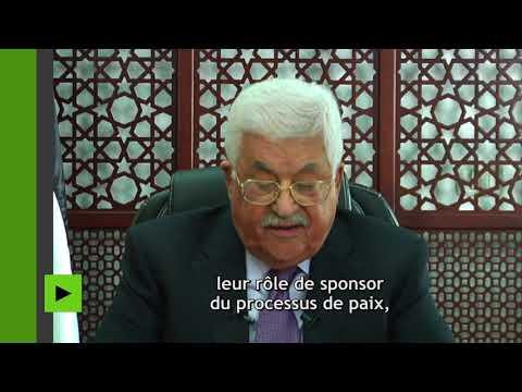 Mahmoud Abbas : «Jérusalem est la capitale de l'Etat éternel de Palestine»