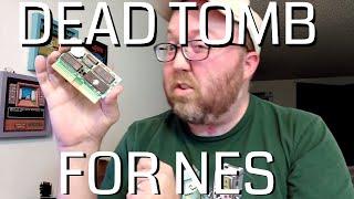 New NES Game - DEAD TOMB - Building the Prototype