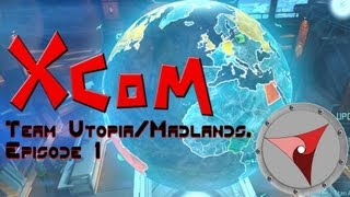 XCOM: Team Utopia/Madlands. Battle1