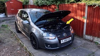 The one thing I wanted for My Golf GTI...