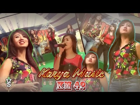 Remix Lampung Terbaru 2017 Karya Musik Volume KM 42 Full Album