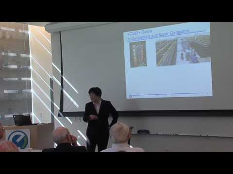 Manipulating Light With Nano-Photonics on Silicon - Connie Chang-Hasnain