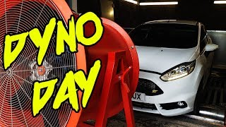 Stage 3 Fiesta ST Goes To The Dyno (Disappointing)