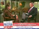 The Political Pop Episode #12: Sarah Palin Interview - with our webcam comedians.