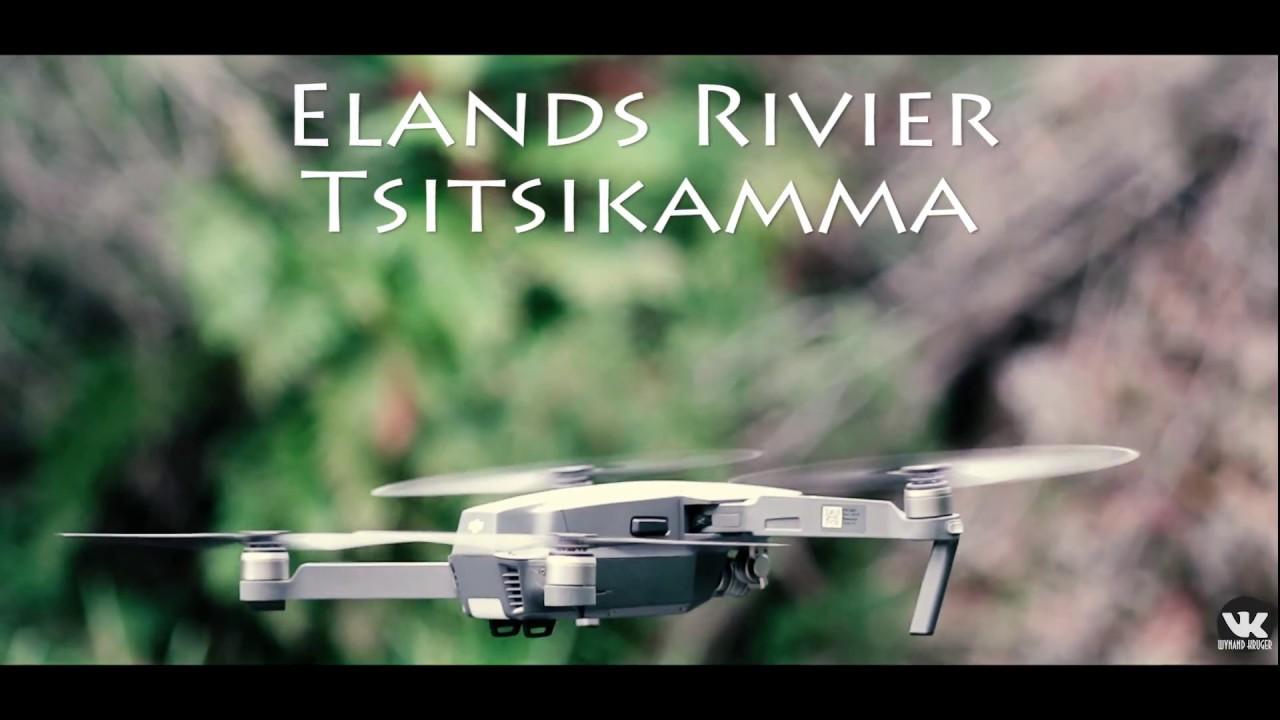 Elands Rivier, Tsitsikamma. Truly a hidden gem. HD cinematic drone video.