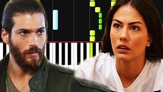 Erkenci Kuş - Jenerik - Piano Tutorial by VN