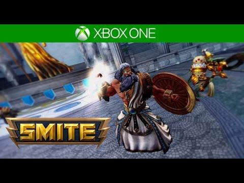 Игра Smite на Xbox One перешла в стадию открытого бета-тестирования
