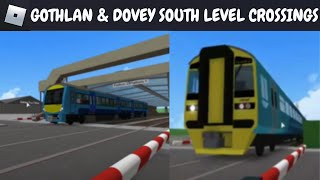 (ROBLOX) Gothlan, & Dovey South Level Crossings (01/08/18)