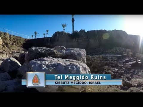 Megiddo - The Cradle of Biblical Archaeology & Armageddon
