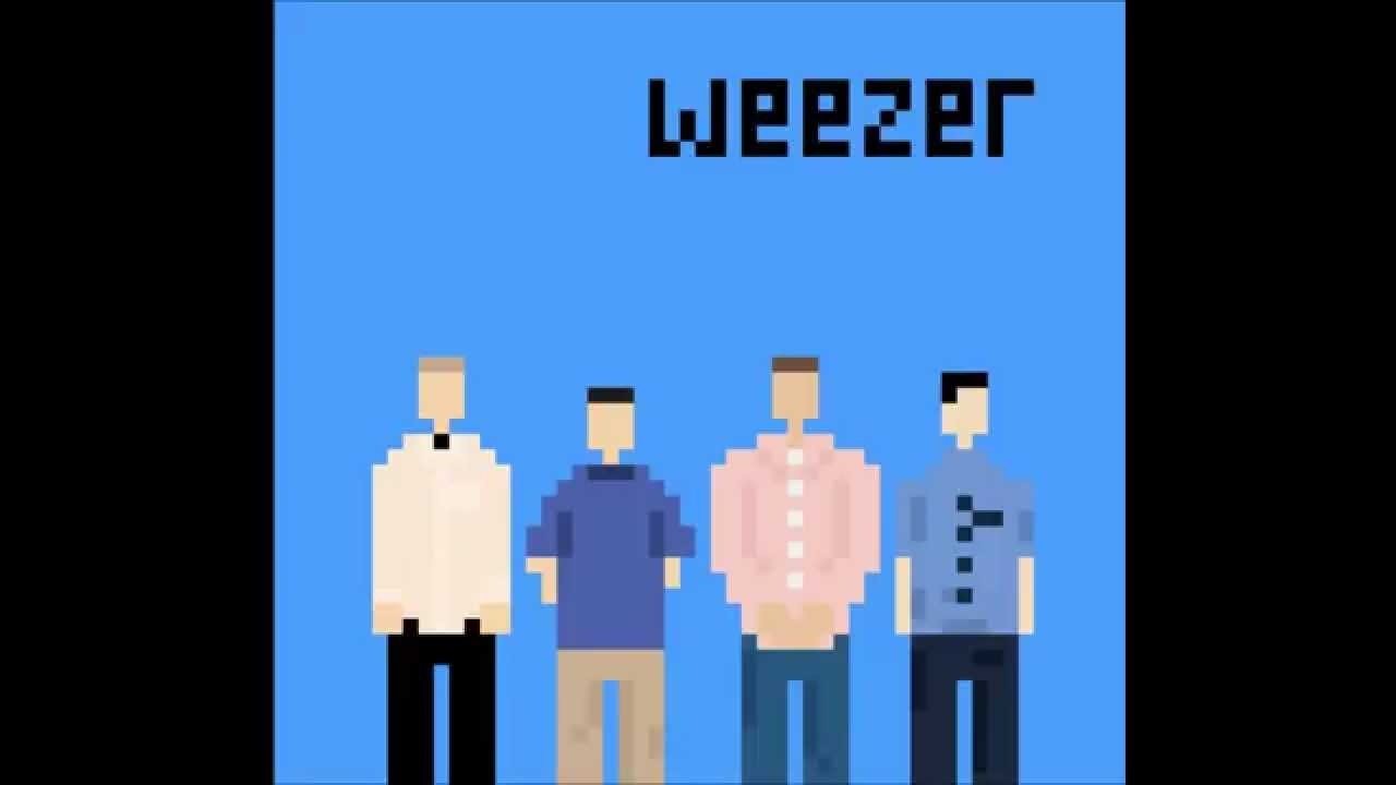 Weezer In The Garage 8 Bit