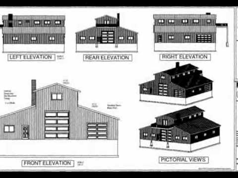 Monitor style house plans