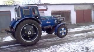 Ukochany Ruski traktor (Beloved Russian tractor)