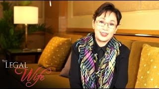 Gov. Vilma Santos on The Legal Wife