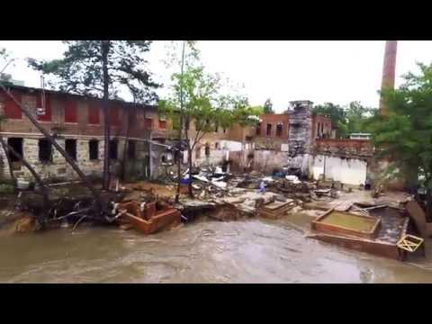 Lexington Mill Pond Dam Breach