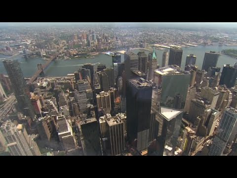 Stunning View From The Freedom Tower's Observatory Deck