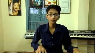 ilayaraja telugu song andalalo from jagadeka veerudu atiloka sundari on keyboard by k.saiteja
