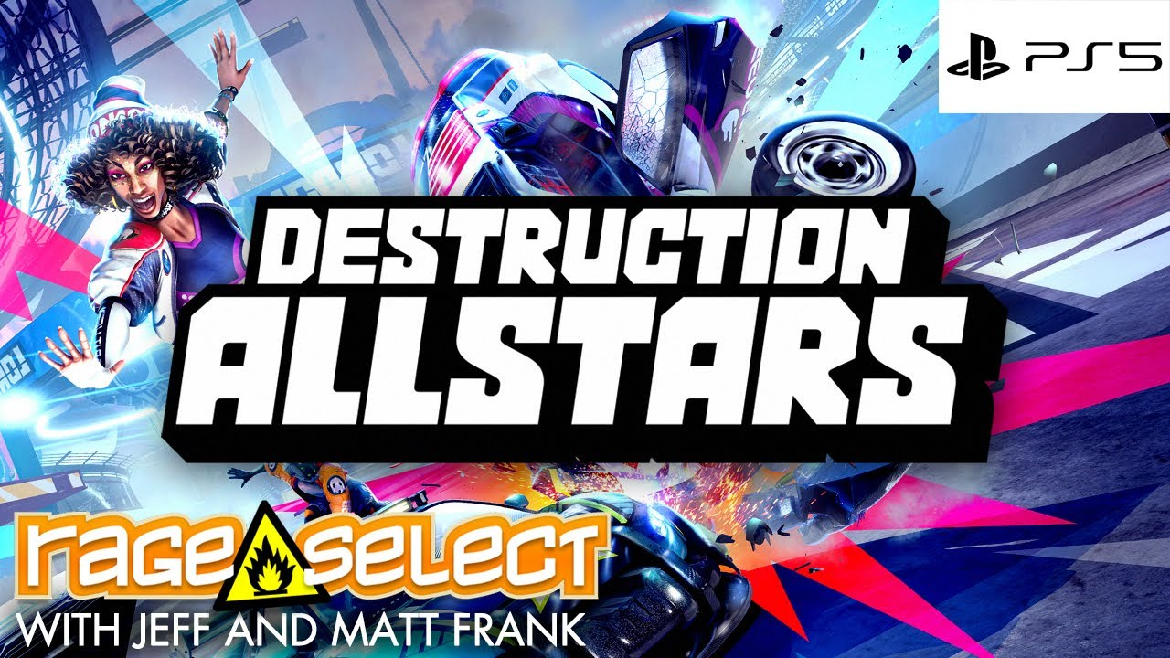 Destruction AllStars (The Dojo) Let's Play