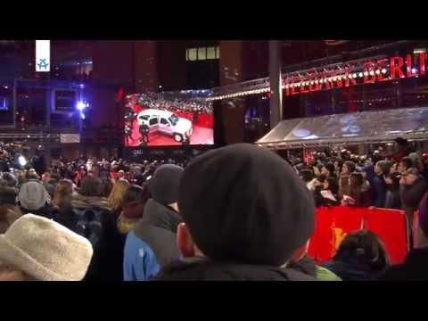 Eröffnung Berlinale 2015