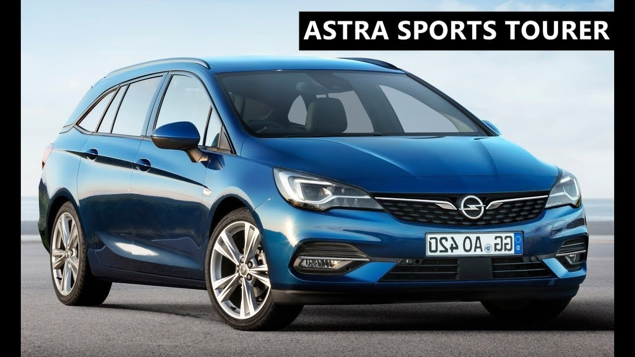 2020 Opel Astra Sports Tourer All New