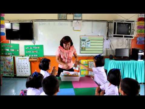 การเรียนการสอนรูปแบบ EBE ป 1 โรงเรียนบ้านปันง้าว