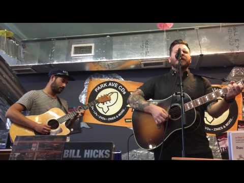 Thrice - Hurricane (Acoustic Performance at Park Ave CDs)