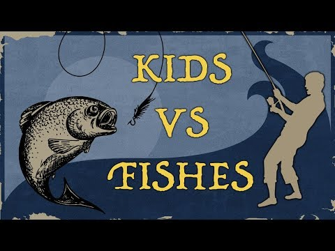 Kids Vs Fishes | 2019 Youth Fishing Derby!