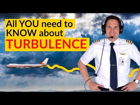9 TURBULENCE TYPES explained by CAPTAIN JOE