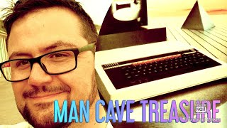 ULTIMATE Man Drawer (Christmas 2019 Vlog) Man cave | bbc microcomputer model b