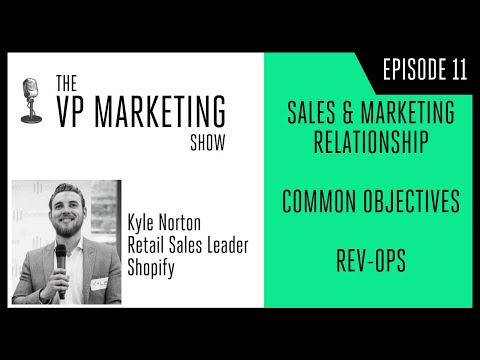 A Marketing Leader's Most Critical Relationship with Shopify's Kyle Norton