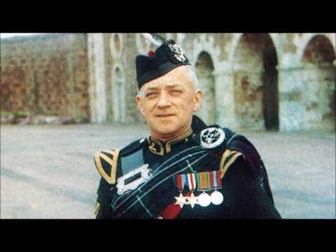 PM Donald MacLeod MBE