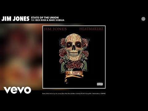 Jim Jones - State of the Union (Audio) ft. Rick Ross, Marc Scibilia