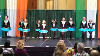 rince nua black diamond hard shoe trolleyed day of irish dance 2016
