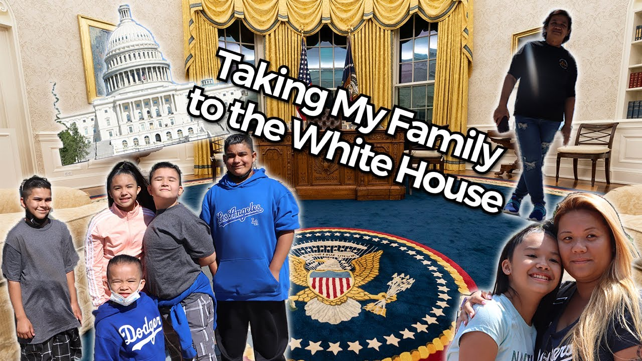 Taking My Family to the White House