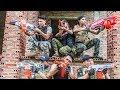 LTT Game Nerf War : Winter Warriors Nerf Guns Fight Crime Rescue Team