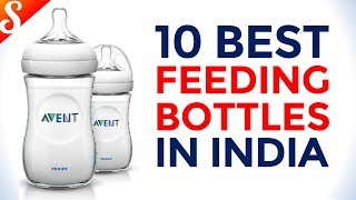 10 Best Baby Feeding Bottles in India with Price