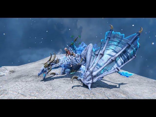 Riders Of Icarus-Algidus (Ice Dragon)