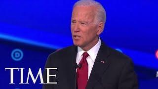Biden Addresses Son Hunter's Ukraine Business Interests | TIME