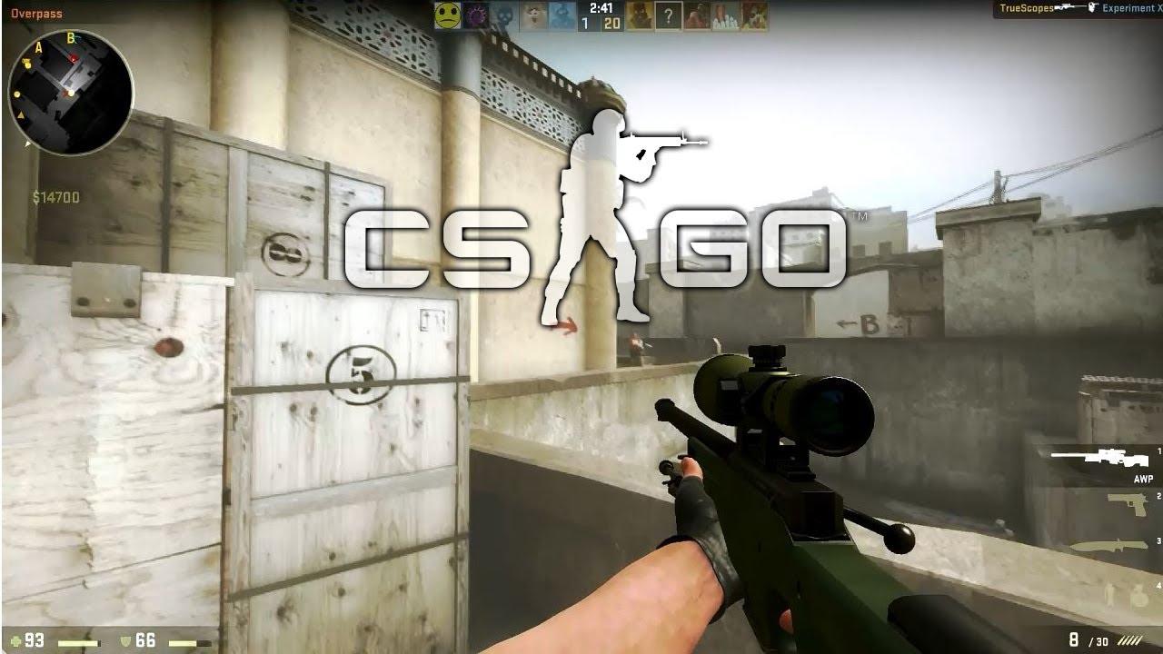 CS:GO - Ace + Clutch - Same Match (AWP)