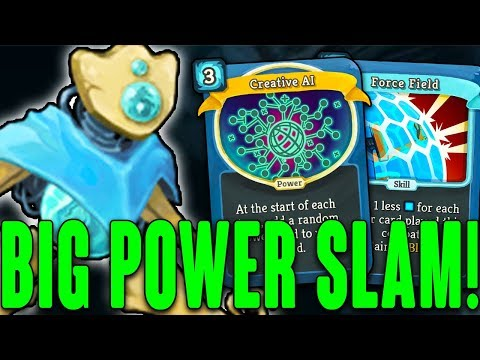 BIG DEFECT POWER SLAM DECK! | FrostPrime is literally the only streamer on Twitch