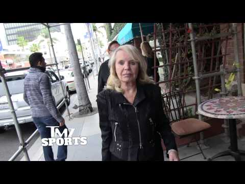 Steve Ballmer -- Praised By Shelly Sterling ... Right In Front Of Donald | TMZ Sports
