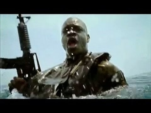 """Marine Corps Recruiting Commercial """"Leap"""""""