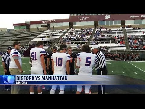 Bigfork beats Manhattan in Washington-Grizzly Stadium, 27-14