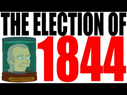 The Election of 1844 Explained