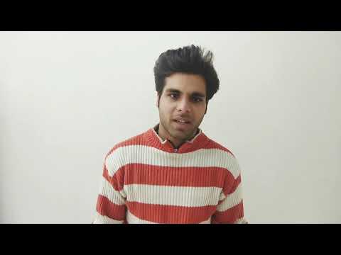 Acting Audition 8- Bharat Kapoor - Punjabi